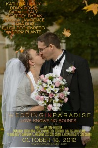 Wedding Movie Poster | Kathryn & Brian | Ayer, MA Photographer