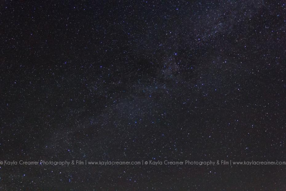 Milky Way   Turner, ME