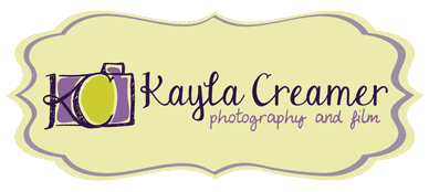 Kayla Creamer Photography & Film logo