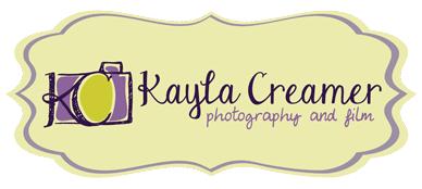 Kayla Creamer Photography & Film logo
